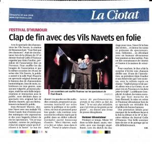 Article 10-06-18-CIOTAT- 10ème Festival